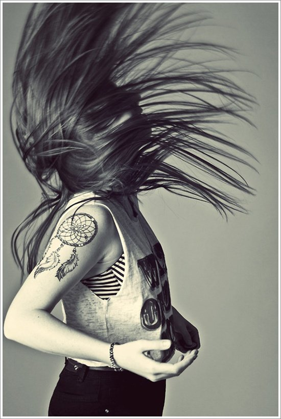 Dreamcatcher Tattoo Designs (37)