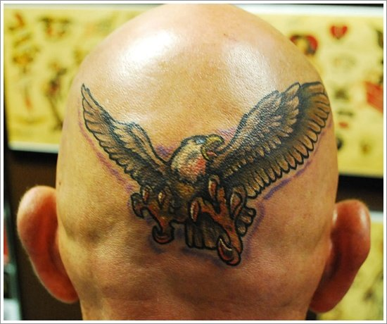 Eagle Tattoo Designs for Men