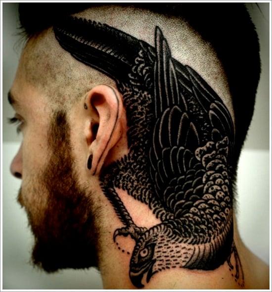 Eagle Tattoo Designs for Men