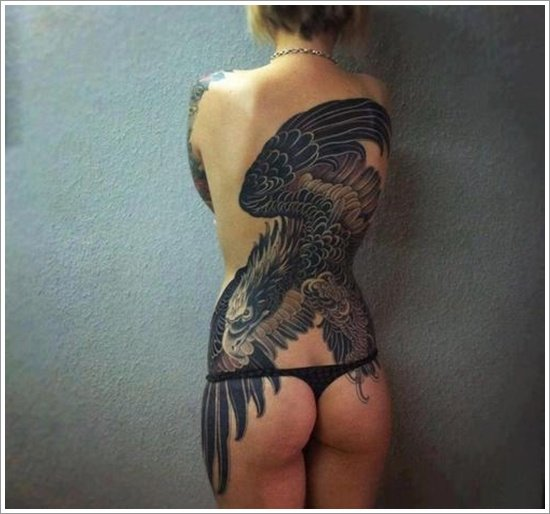 Eagle tattoo designs ( 32)