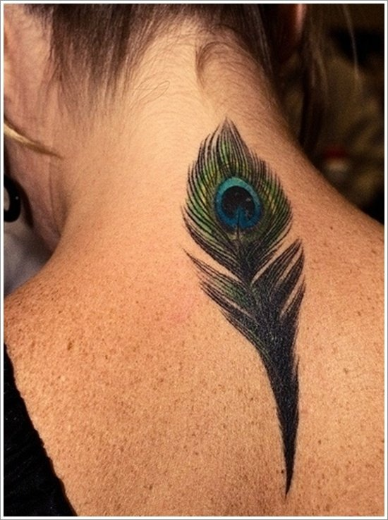 Feather Tattoo Designs (21)