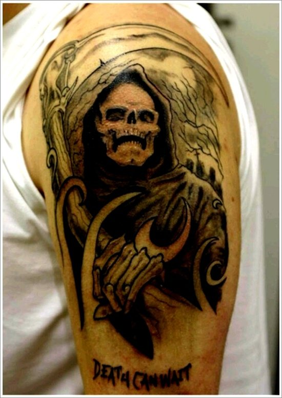 Grim Reaper Tattoo Designs (13)