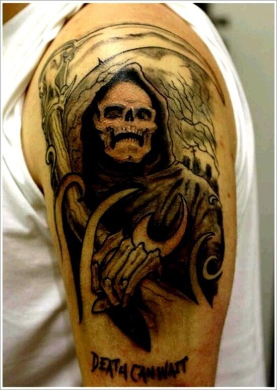 Grim Reaper Tattoo Designs (13)