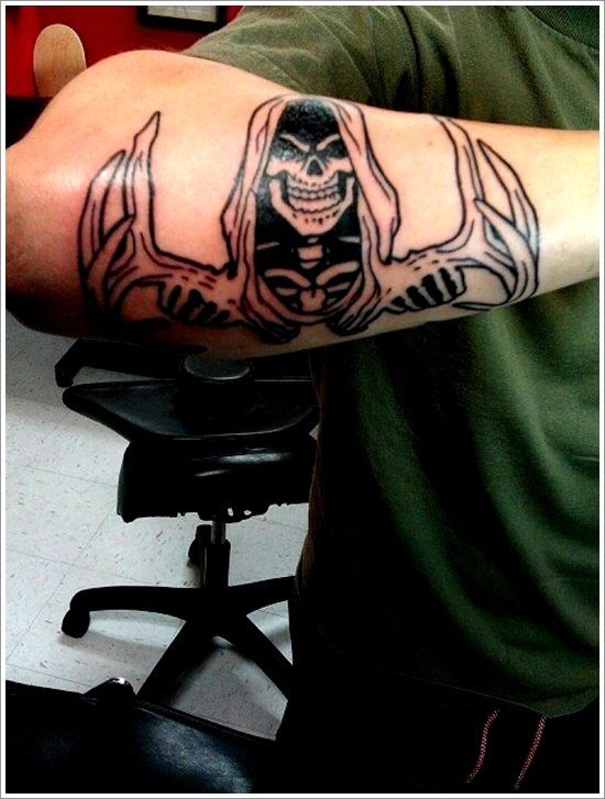 Grim Reaper Tattoo Designs (14)