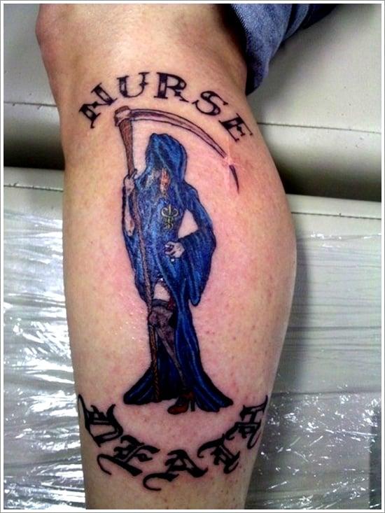 Grim Reaper Tattoo Designs (15)