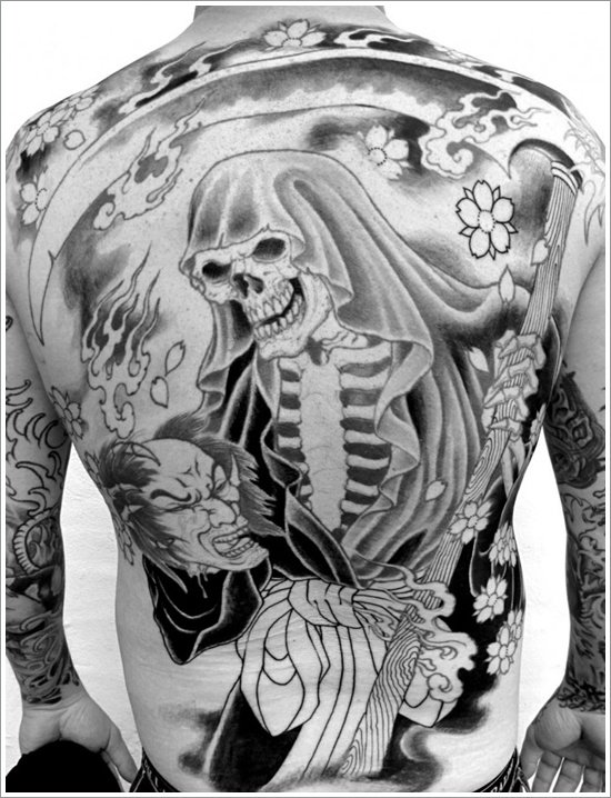 Grim Reaper Tattoo Designs (16)