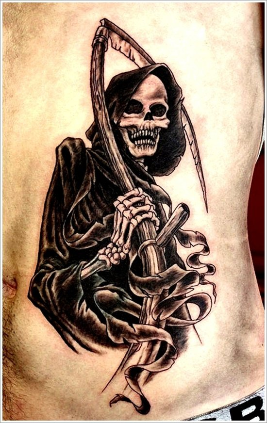 Grim Reaper Tattoo Designs (19)