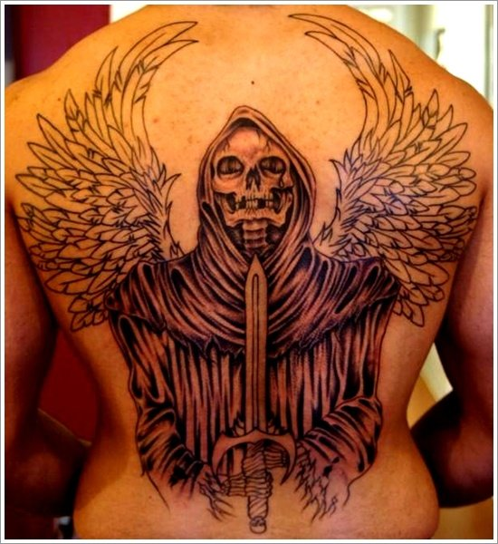 Grim Reaper Tattoo Designs (21)