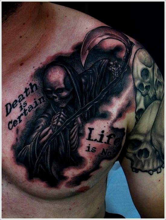 Grim Reaper Tattoo Designs (23)