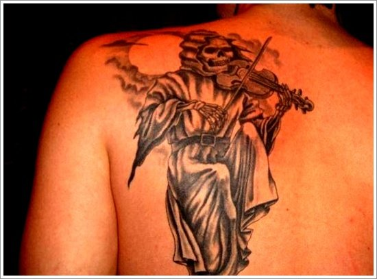 Grim Reaper Tattoo Designs (25)