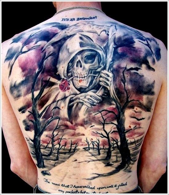 Grim Reaper Tattoo Designs (27)
