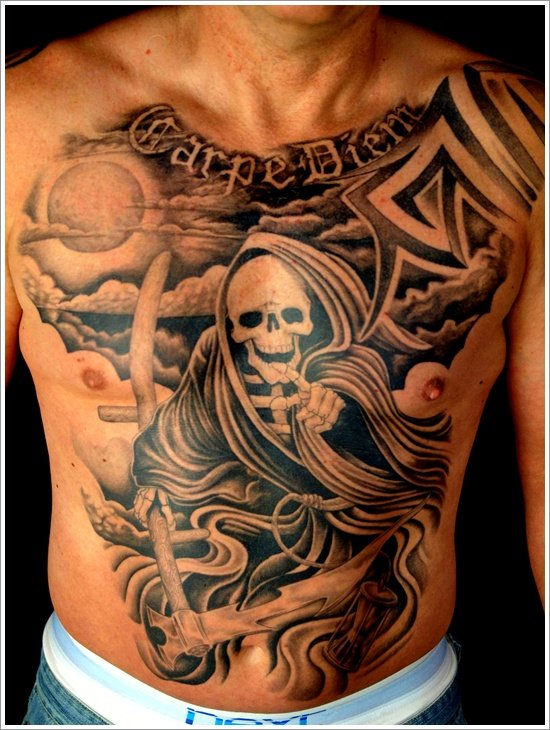 Grim Reaper Tattoo Designs (28)
