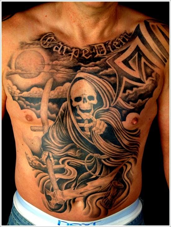 Grim Reaper Tattoo Designs (28)
