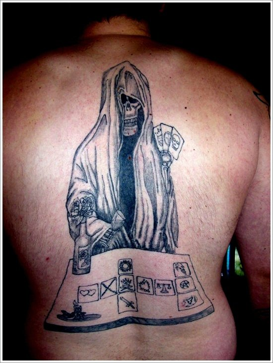 Grim Reaper Tattoo Designs (30)
