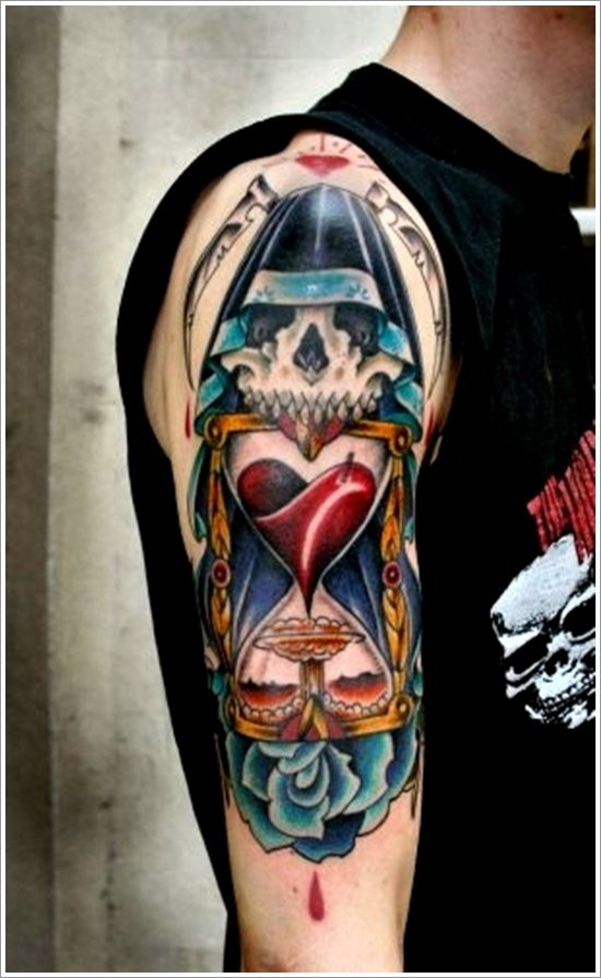 Grim Reaper Tattoo Designs (5)