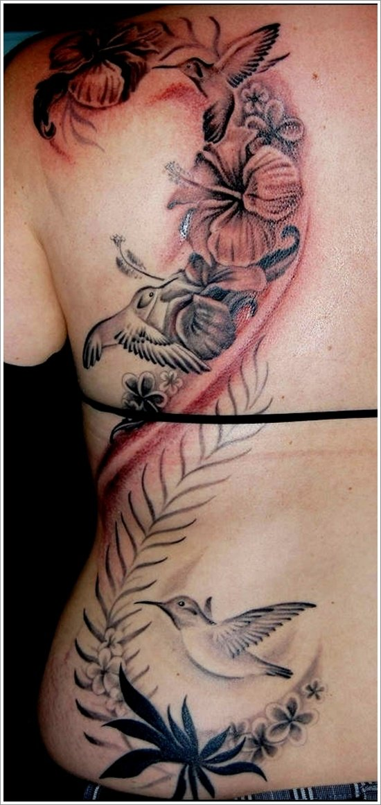 Hummingbird tattoo designs (16)