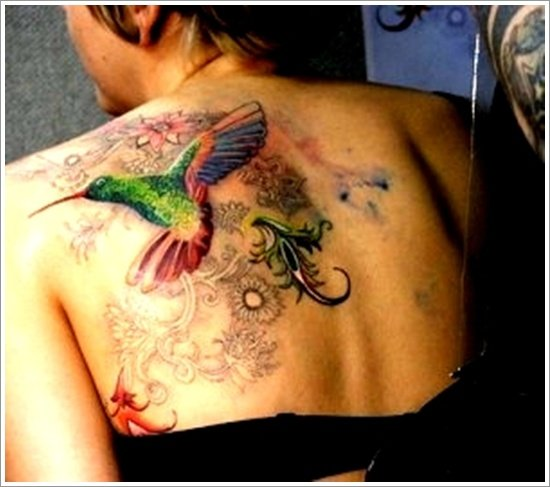 HUMMINGBIRD TATTOO DESIGNS (25)