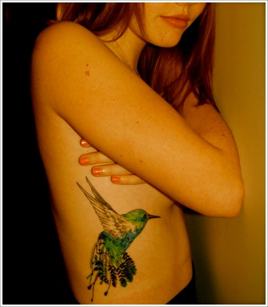 Hummingbird tattoo designs (27)