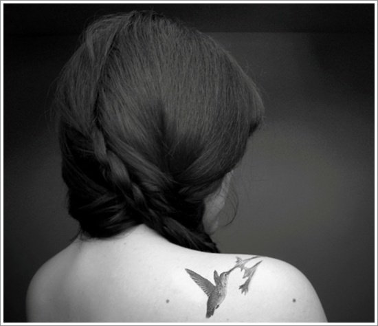 Hummingbird tattoo designs (33)