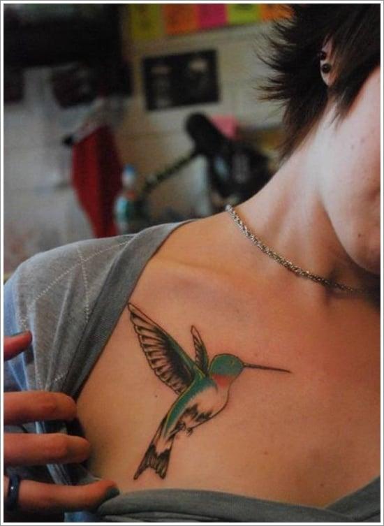 HUMMINGBIRD TATTOO DESIGNS (4)