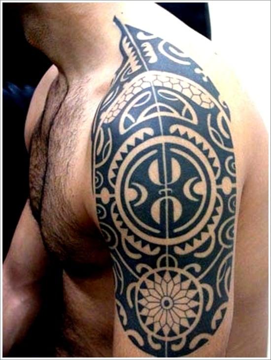 Maori Tattoo thiết kế (17)