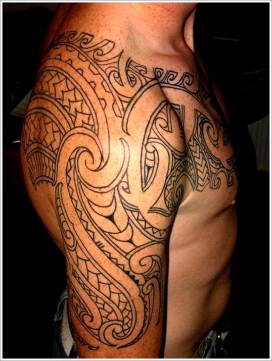 Maori Tattoo thiết kế (2)