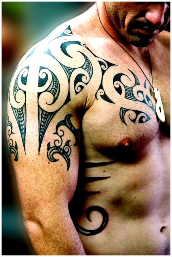 Maori Tattoo thiết kế (25)