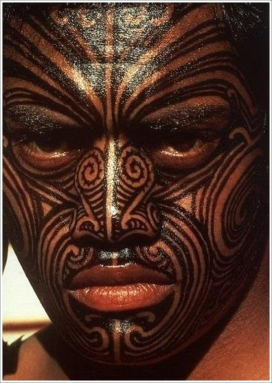 45 unique maori tribal tattoo designs. Black Bedroom Furniture Sets. Home Design Ideas