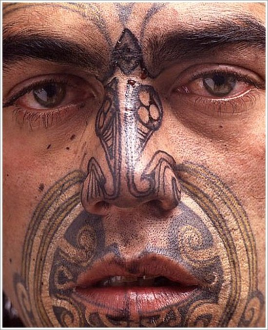 45 Unique Maori Tribal Tattoo Designs