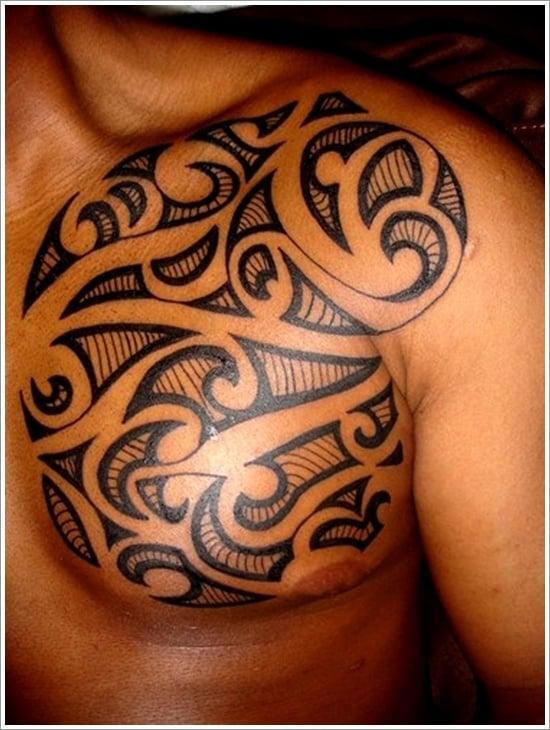 Maori Tattoo thiết kế (28)