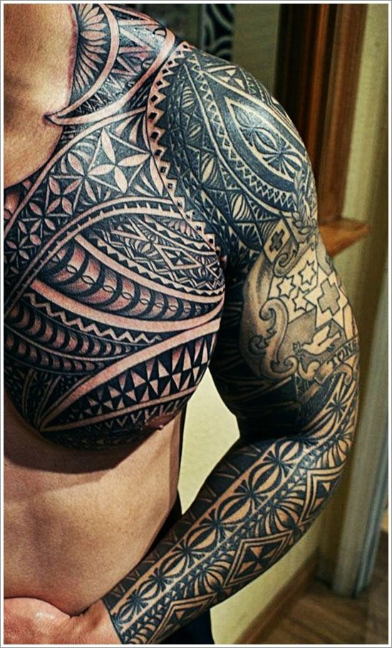 ... depending on the design and the location of the maori tribal design