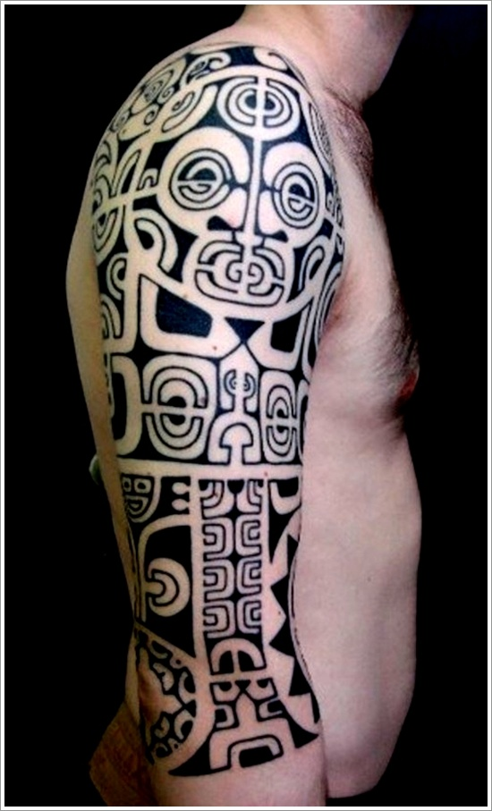 Maori Tattoo designs (4)