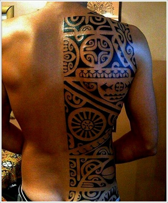 designs tribal tattoo on the back tribal take all cultures will Some of over different designs elements