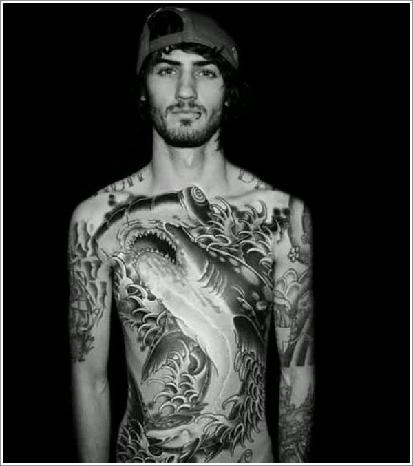 Shark tattoo designs (19)