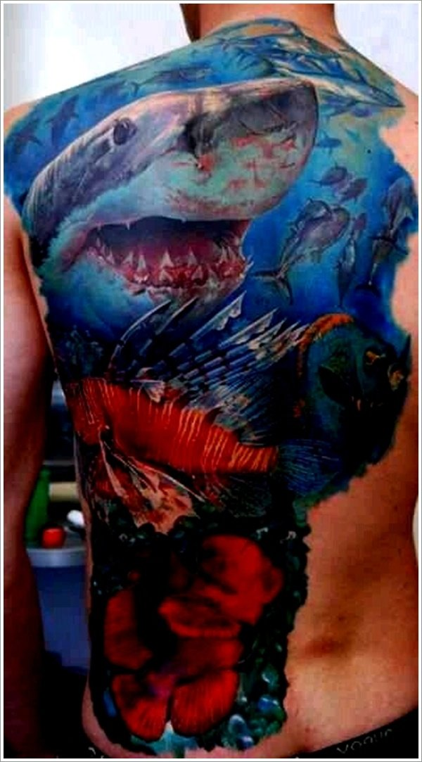 Shark tattoo designs (23)