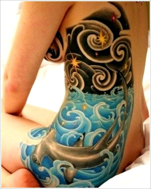 Shark tattoo designs (3)