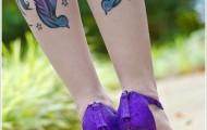Swallow tattoo designs (12)