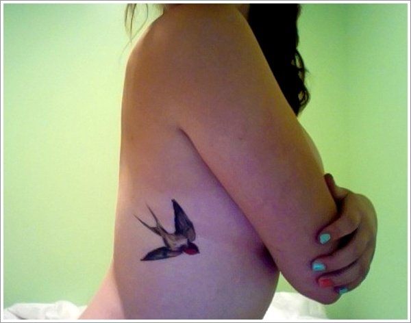 Swallow tattoo designs (13)