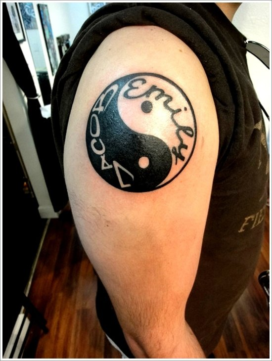Yin Yang Tattoo Designs (18)