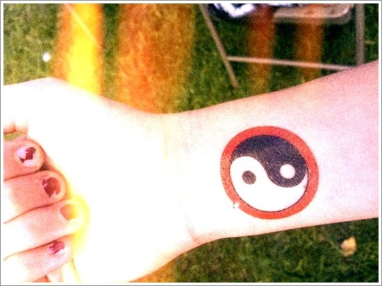 Yin Yang Tattoo Designs (26)