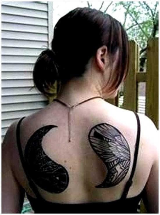 Yin Yang Tattoo Designs (5)