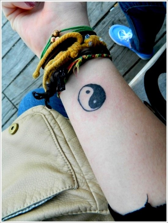 Yin Yang Tattoo Designs (7)