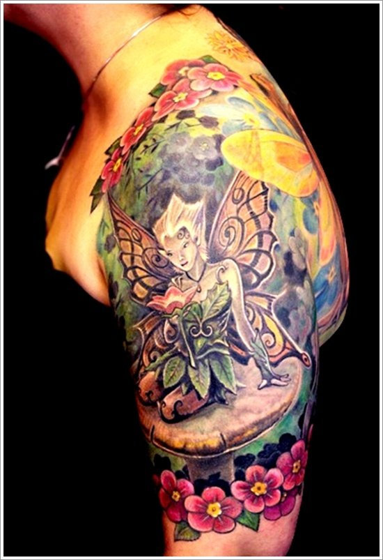 fairy tattoo designs (11)