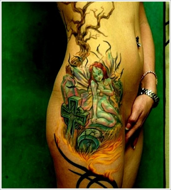 fairy tattoo designs (21)