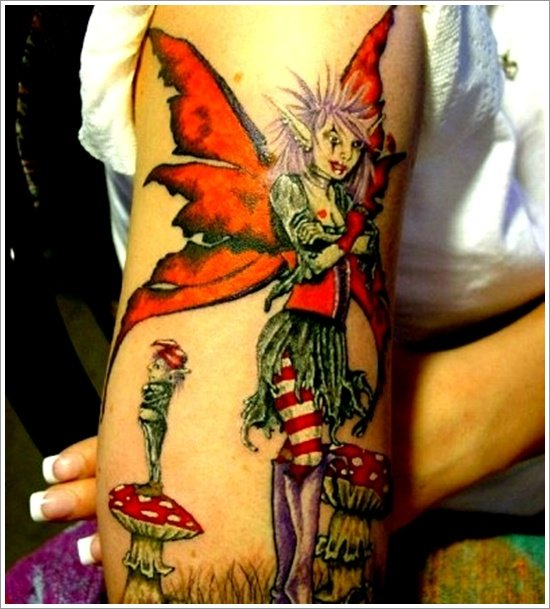 fairy tattoo designs (34)