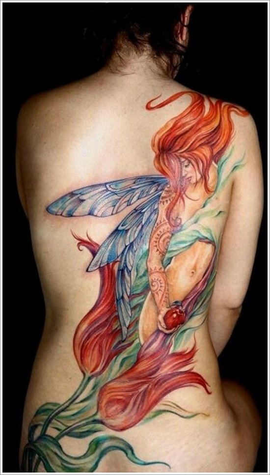 fairy tattoo designs (4)