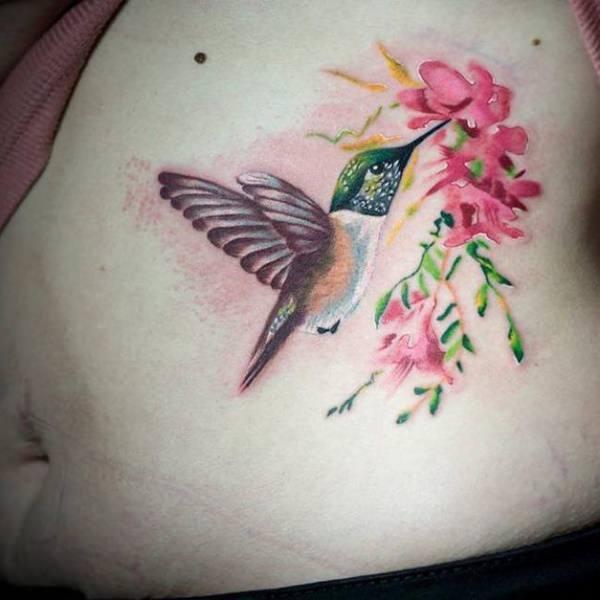 Hummingbird Tattoo: 99 Stunning Hummingbird Tattoo Ideas