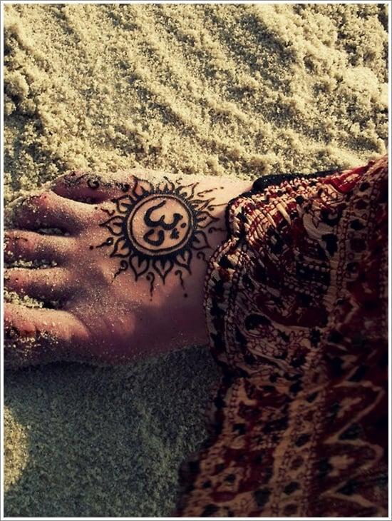 sun Tattoo designs (4)