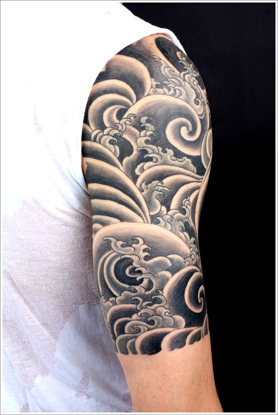 water tattoo designs (11)