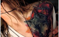 wolf tattoo designs (14)